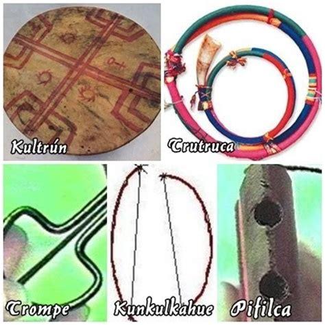 Información Pueblo Mapuche: Instrumentos Mapuches