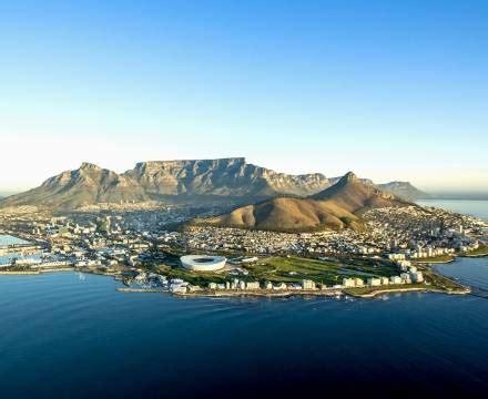 Información sobre Ciudad del Cabo | Aventura Africa ...