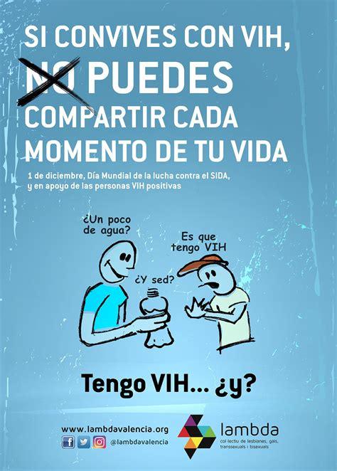 Información sobre el VIH | LambdaValencia