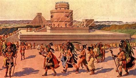 información sobre los mayas