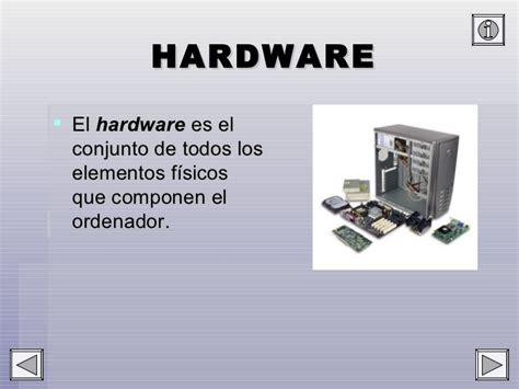 Informatica, Hadware Y Software