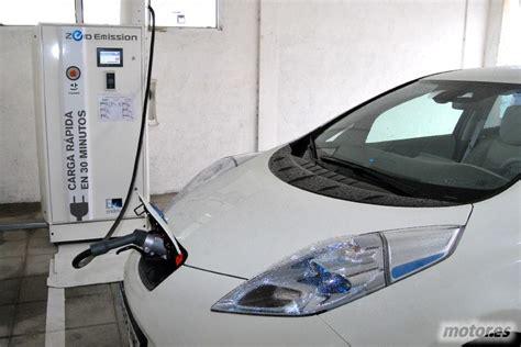 Infraestructuras: el talón de Aquiles del coche eléctrico