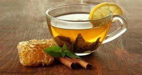 Infusión de canela, miel y limón para perder peso   El ...