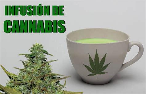 Infusión de Marihuana    Receta con cannabis  MEJOR IMPOSIBLE