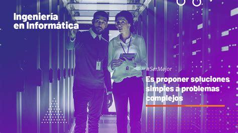 Ingeniería en Informática - Presencial
