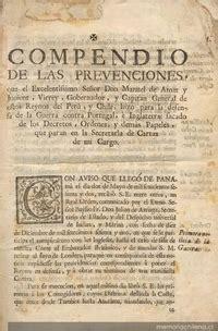 Ingeniería Militar durante la Colonia - Memoria Chilena ...