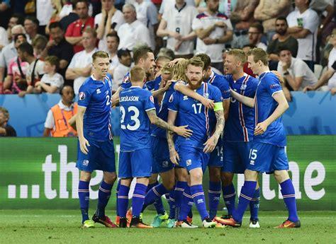 Inglaterra fracassa e zebra Islândia garante classificação ...