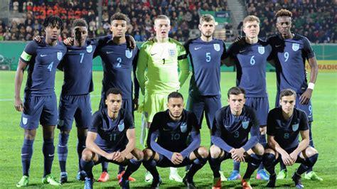 Inglaterra [Sub 21] Selección