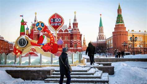 Inicia conteo regresivo para el Mundial de Fútbol Rusia ...