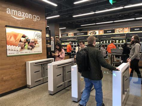 Inicia operaciones Amazon Go, la primera tienda sin cajero ...