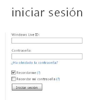 iniciar sesion hotmail: Iniciar sesion hotmail