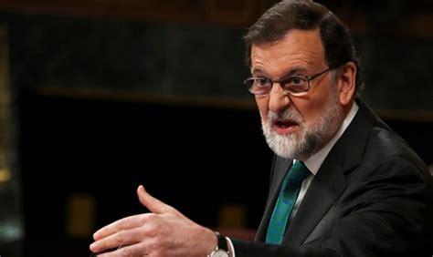 Inició moción de censura contra Rajoy: