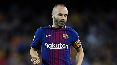 Iniesta Reacts To Neymar's Bid To Join Real Madrid ...