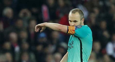 Iniesta rechaza ser uno de los futbolistas mejor pagados ...