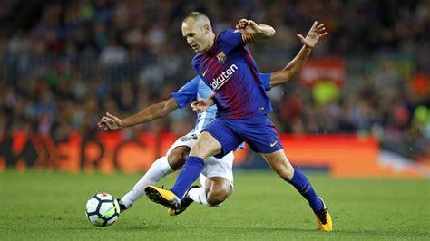 Iniesta se reencuentra con el gol - FC Barcelona