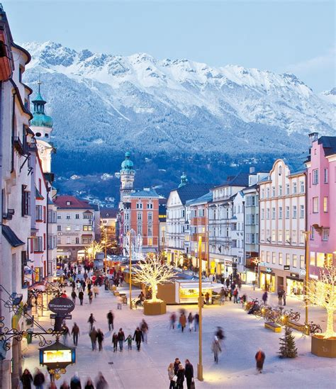 Innsbruck, Austria | Beautiful Places Around Our World ...