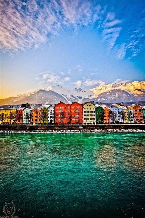Innsbruck, Tyrol, Austria | Viajes | Pinterest | Lugares ...