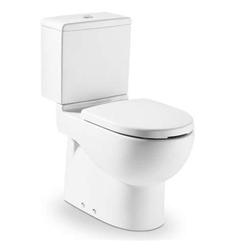 Inodoro Roca Meridian ideal minusválidos con asiento y tapa