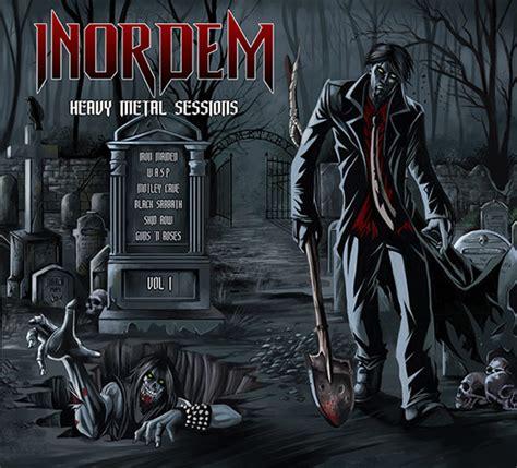 "INORDEM: Descarga gratis ""Heavy Metal Sessions Vol. 1 ..."