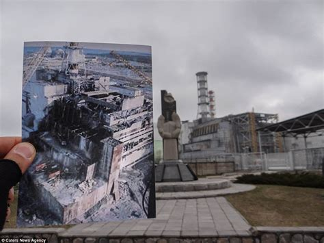 Inside Chernobyl's no go zone 30 years after the radiation ...