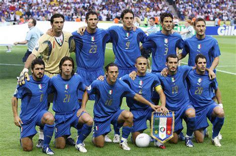 Insieme per rivivere Italia Germania dei Mondiali 2006: a ...