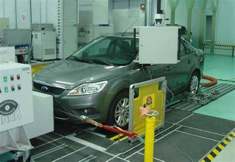 Inspección de emisiones contaminantes en vehículos de ...