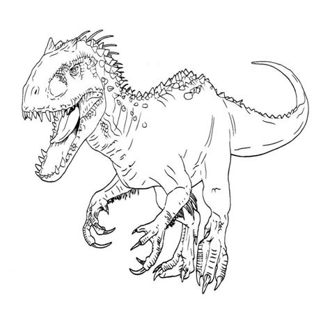 Dinosaurios Para Colorear Y Imprimir Dinosaurios Dibujo Para
