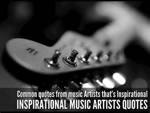 Inspirational Music Quotes | QUOTES OF THE DAY