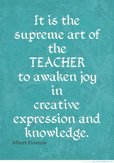 Inspirational Quotes About Music Teachers. QuotesGram