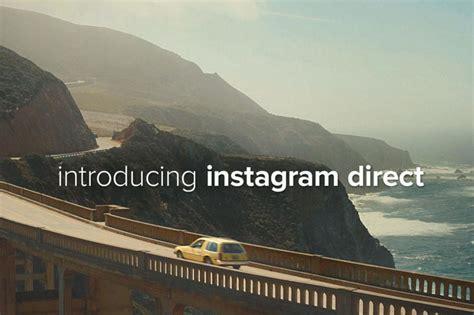Instagram Introduces Instagram Direct - Boucher + Co.