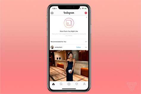 Instagram is now adding recommended posts into your feed ...