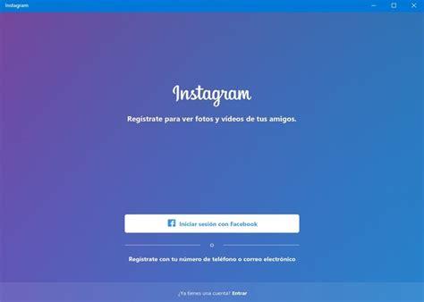 Instagram lanza su aplicación nativa para Windows 10, ¡a ...
