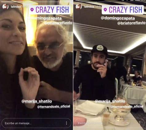 Instagram: Linda Morselli, la novia de Alonso, celebra el ...