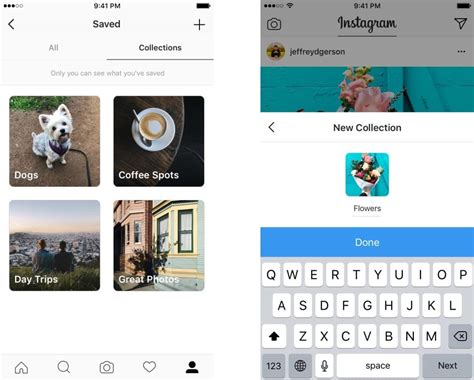 Instagram now lets you save photos into collections | Cult ...