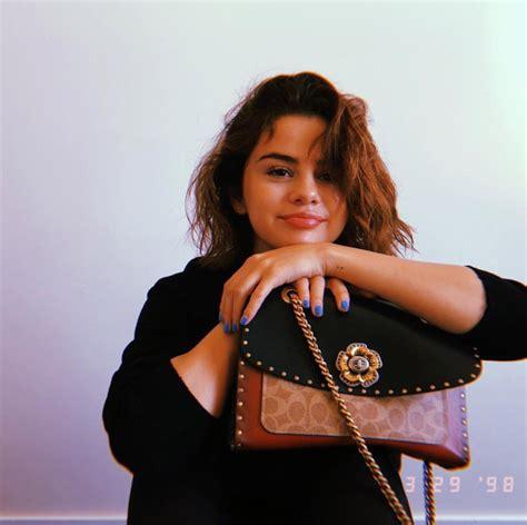 Instagram Queen Of The Week Selena Gomez — Pics & Photos ...