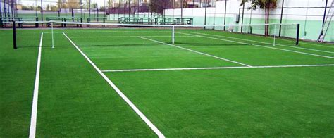 Instalación pistas Tenis Césped Artificial - Verdepadel ...