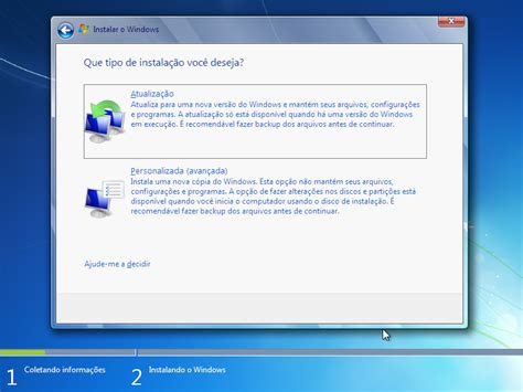 Instalando o Windows 7   GuiaTECH