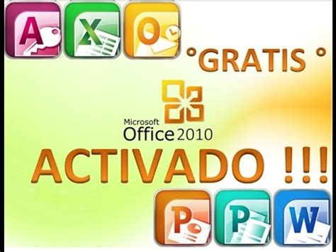 Instalar office word 2010 efectivo, rapido y fácil  esp ...