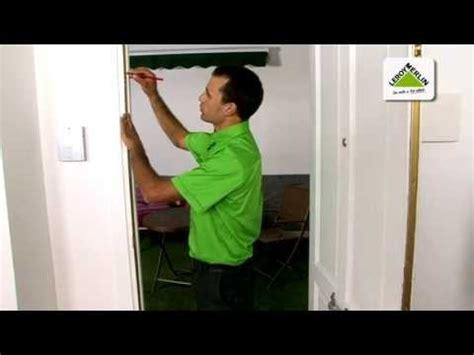Instalar una cerradura de seguridad (Leroy Merlin) - YouTube