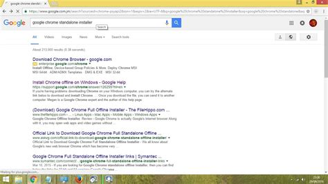 Install Google Chrome Windows XP   Bing images