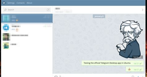 Install The Official Telegram Desktop App In Ubuntu Or ...