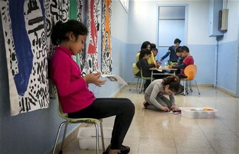 Institutos escuela para combatir los guetos escolares