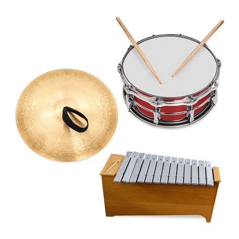 Instrumentos de percusión #Soyvisual
