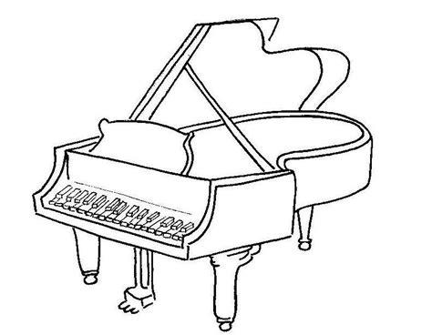 Instrumentos musicales para colorear y pintar | Colorear ...