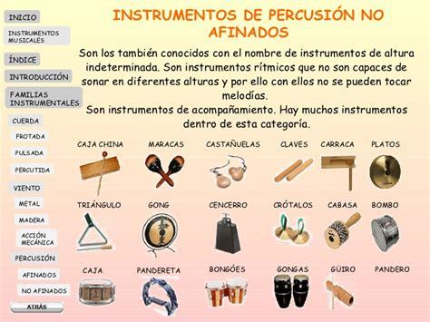 Instrumentos musicales y nombres - Imagui