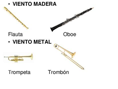 Instrumentos viento madera y viento metal   Imagui