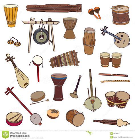 Instruments De Musique Traditionnels Ethniques ...