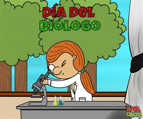 INTA Chicos - Día del biólogo/a