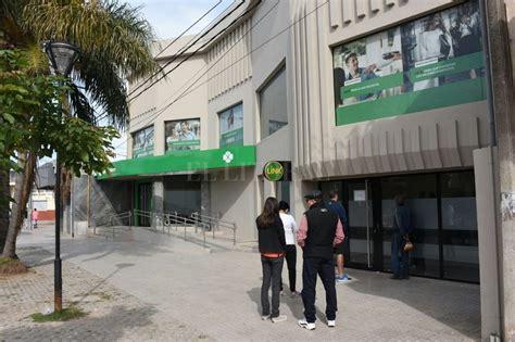 Intentaron robar el Banco de Santa Fe de Zuviría y Llerena ...