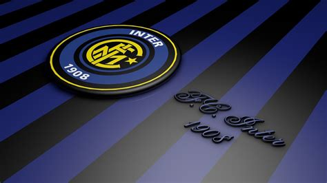 Inter Milan FC Logos | Football HD Wallpapers | Pinterest ...